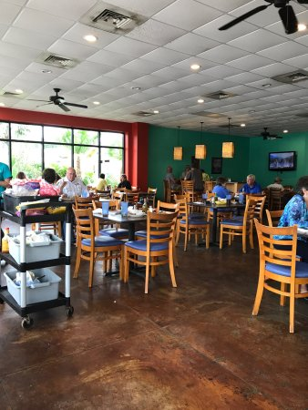 Bonifay, FL: Busy at Monday lunch