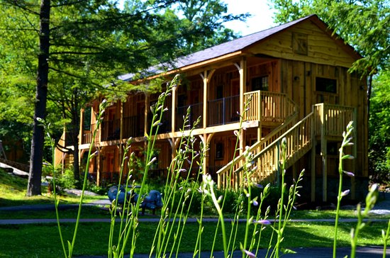 The Lodges at Blue Water Manor Foto