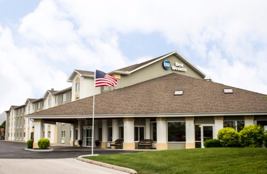 Welcome to the Best Western Toledo South Maumee!