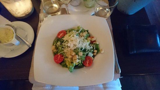 Reethus: Vorspeise Caesar Salad