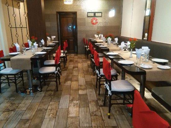 Hotel San Miguel: Restaurante