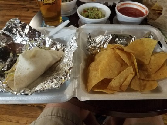 Northwood, IA: Tacos