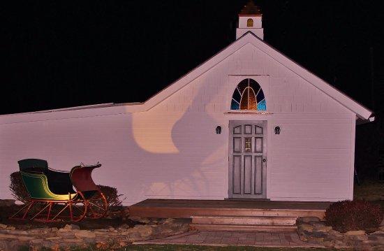 "Salisbury Mills, État de New York : The ""Chapel"""