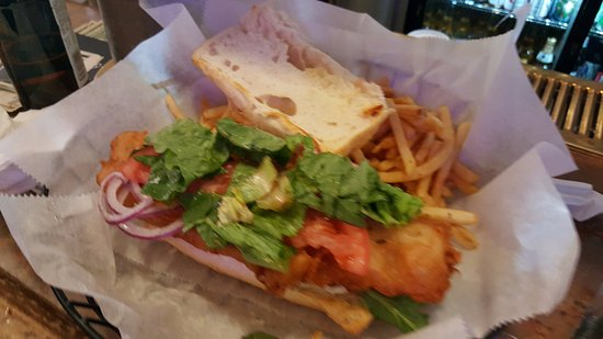 Antioch, IL: The Fish Sandwich