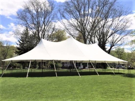 Salisbury Mills, Estado de Nueva York: The Great Lawn and Event Tent