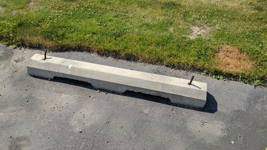 Newton, IA: Free bumper removal tool.