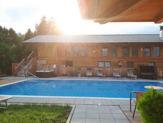 Айнринг, Германия: Bergerbad mit hervorragenden Spa