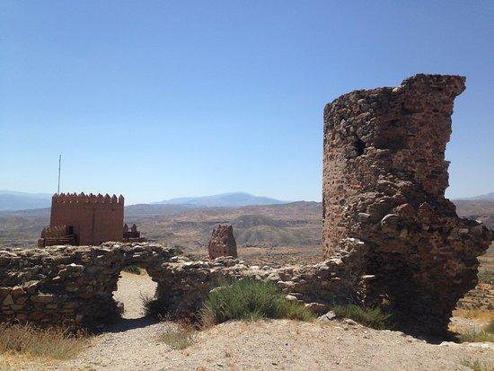 Castillo de Tabernas: Castle ruins