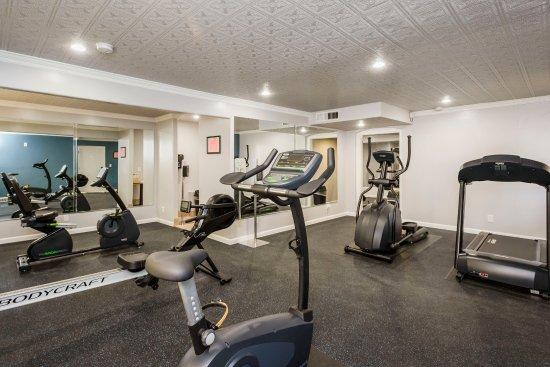 Yuba City, CA: Gym - Cardio Room
