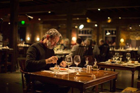 The Singular Patagonia: The Singular Restaurant.