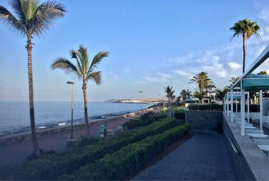 Strandpromenade Meloneras