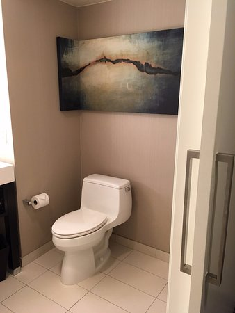 Interesting Painting, shame it was in the bathroom - Picture of ...