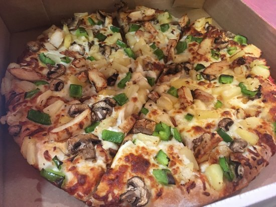Angus, Canada: Hollywood Pizza II