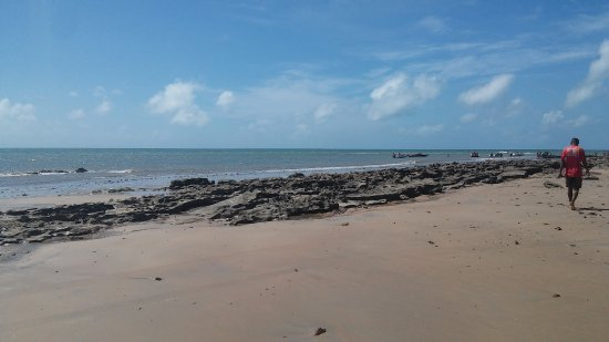 Touros, RN: Praia