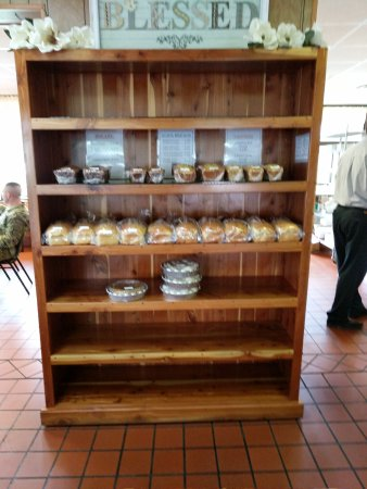 Livingston, AL: Fresh Bakery items
