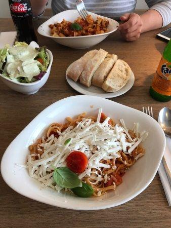 . Excellent Pasta    Vapiano  Bochum Traveller Reviews   TripAdvisor