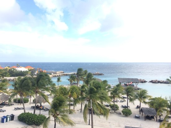 Oceanview room view picture of lions dive beach resort - Lions dive hotel curacao ...