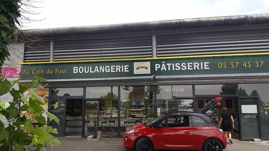 Castelnau-de-Medoc, فرنسا: quick stop