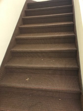 Best Western Plus Seabrook Suites: stairway