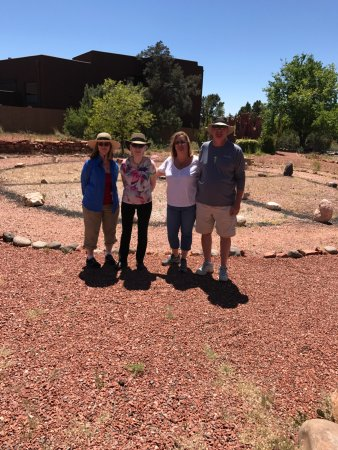 Cottonwood, AZ: At the Medicine Wheel. Learn about your animal totems and what tools they bring