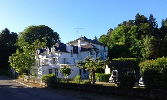 Hotel Lanoiselee : St Honoré le Bains