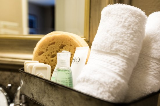 Prospector Hotel : Luxury Amenities
