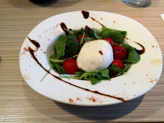 Blanquefort, Francia: Tomate mozza