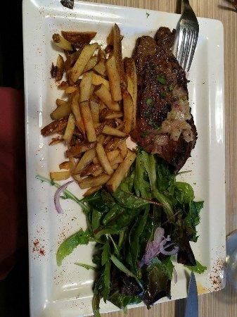 Blanquefort, France: Bavette / frites maison