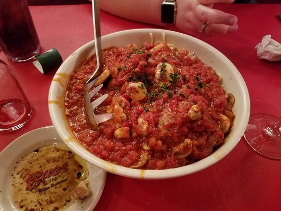 Pineville, Carolina del Nord: spaghetti and meatballs