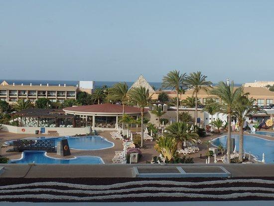 Iberostar Playa Gaviotas : Vista desde la habitación
