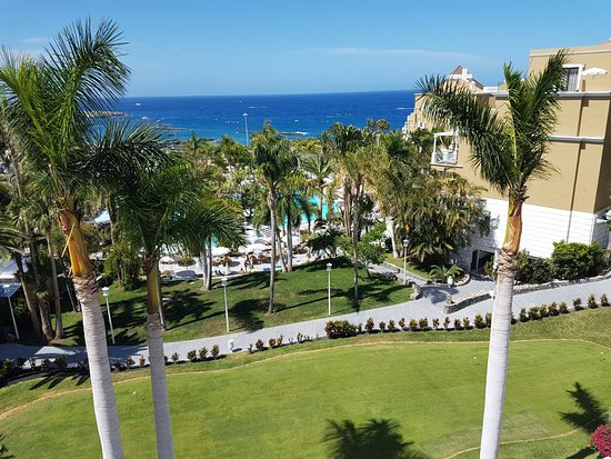 Jardines de Nivaria - Adrian Hoteles: from hotel room 504a