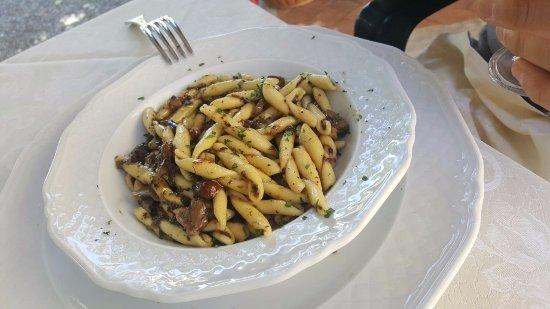 Posta Fibreno, Italien: Funghi e Tartufo
