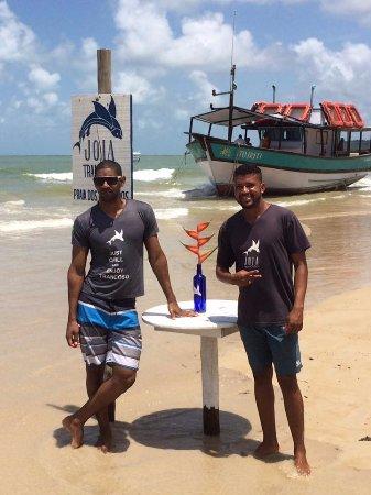JOIA Trancoso: Playa