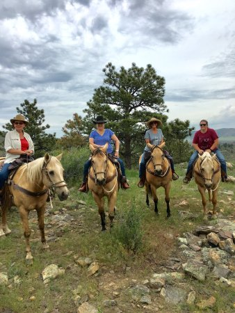 Sylvan Dale Guest Ranch: At home on the range.