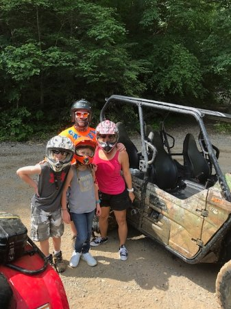 Bluff Mountain Adventures: After the Fun
