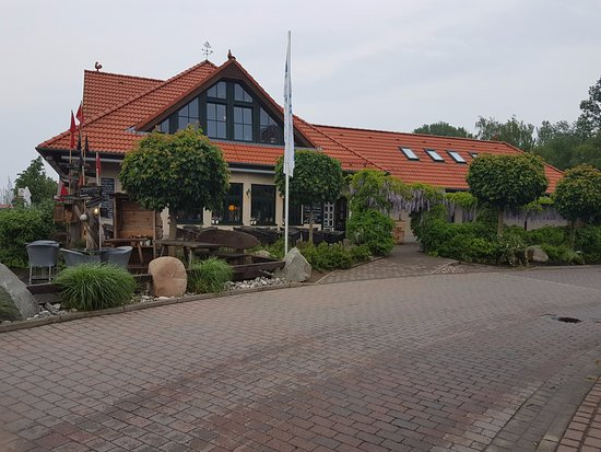 Greifswald, Germany: Front view 2