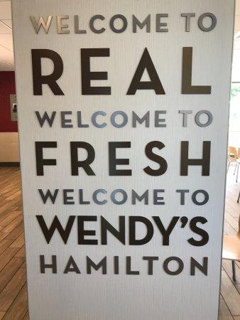 Trenton, NJ: In store sign