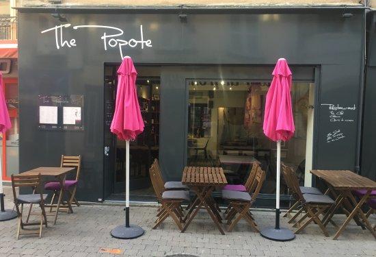 Tarare, Francia: L'entrée du Restaurant