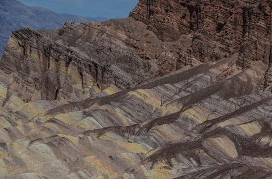 Close Up Of Shades At Zabriskie Point Picture Of The