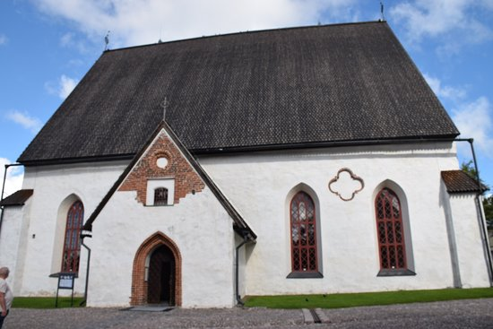 Cathedral of Porvoo : Small cathedral for small community