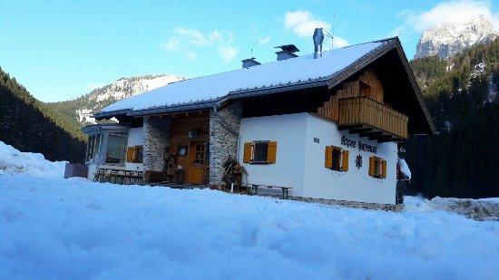 Eisenerz, Austria: Alpengasthaus Ramsau