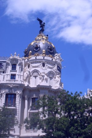 Paseo Del Prado Wedding Cake Building Along