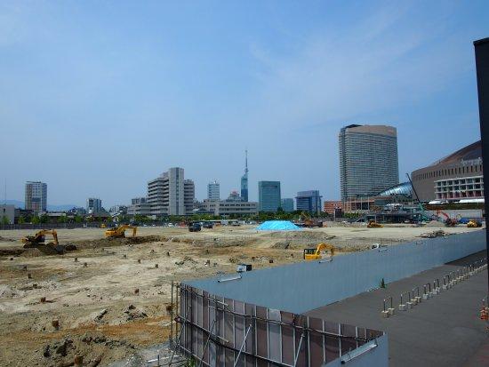 Fukuoka Yahuoku! Dome: 街が消えた