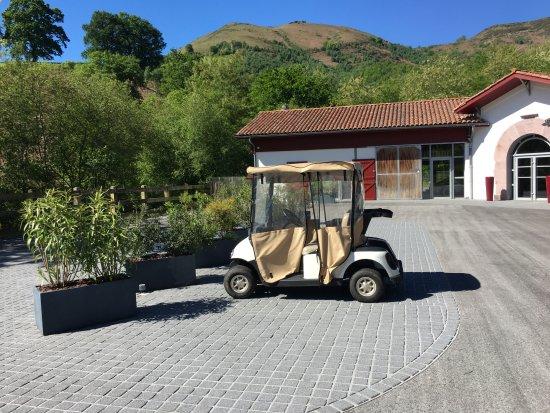 Bidarray, فرنسا: voiturette et musée
