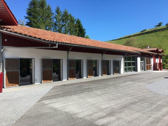 Bidarray, فرنسا: musée Porsche dans les anciennes écuries