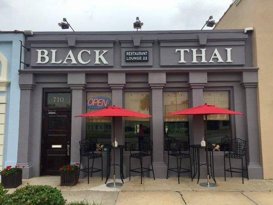 Black Thai Restaurant Myrtle Beach