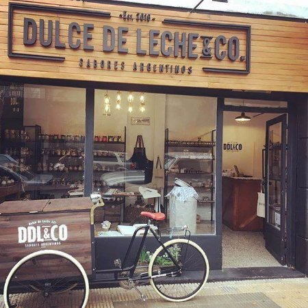 Dulce de Leche & Co