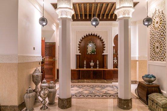 Jumeirah Al Qasr at Madinat Jumeirah: Royal Suite