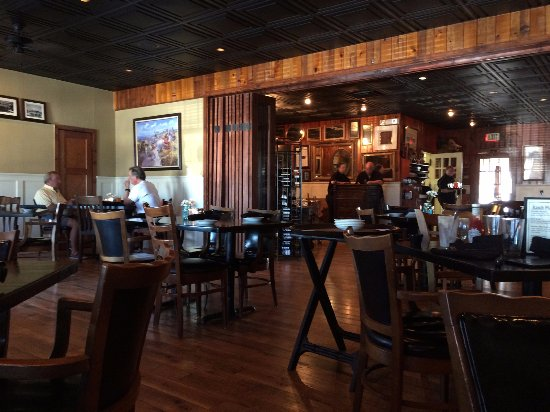 Devils Lake, Dakota del Norte: Here is the main dining room of the Ranch Steakhouse
