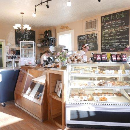 The Pie Maker Bakery: yummies straight ahead